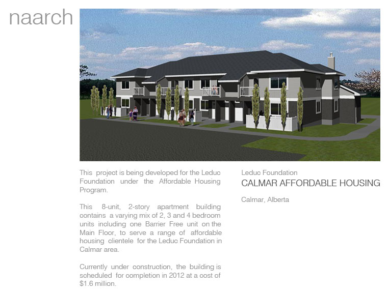 Calmar Affordable Housing